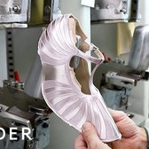 How Dance Shoes Worn By The Rockettes Are Made