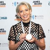 For many years I have so admired Gabrielle Hamilton and her writing, her cooking, pretty much everything about her! She is the the @beardfoundation #chefoftheyear and I don't think I can be more happy for her if I knew her! If you haven't read her books you're missing out, I hope I get to eat her food someday. #gabriellehamilton #prunenyc #fangirl