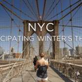 NYC : Anticipating Winter's Thaw - Directed, Shot and Edited : Richard Patterson