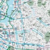 2016 New York City Bike Map