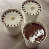 Soho! In honor of our 5th birthday, we're launching our Blossoming Hot Chocolate in NYC for the first time tomorrow. Can't stop watching these marshmallow flowers bloom inside cups of homemade hot chocolate. There's a little chocolate surprise inside too. At #DominiqueAnselBakery starting tomorrow 😊 #DABTurns5 #blossominghotchocolate