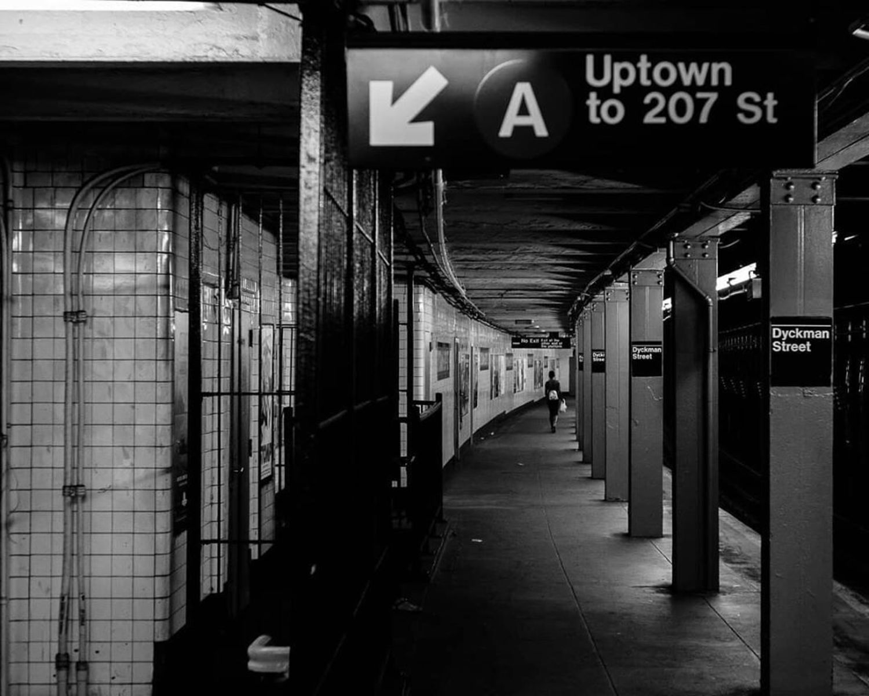 Dyckman St Subway Station