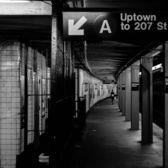 Dyckman St Subway Station