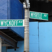 Myrtle–Wyckoff Avenues