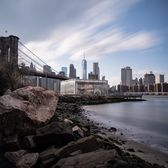 Pebble Beach, Brooklyn Bridge Park, DUMBO, Brooklyn