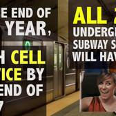 By End of Year, All Subway Stations will Have WiFi | BK Round Up