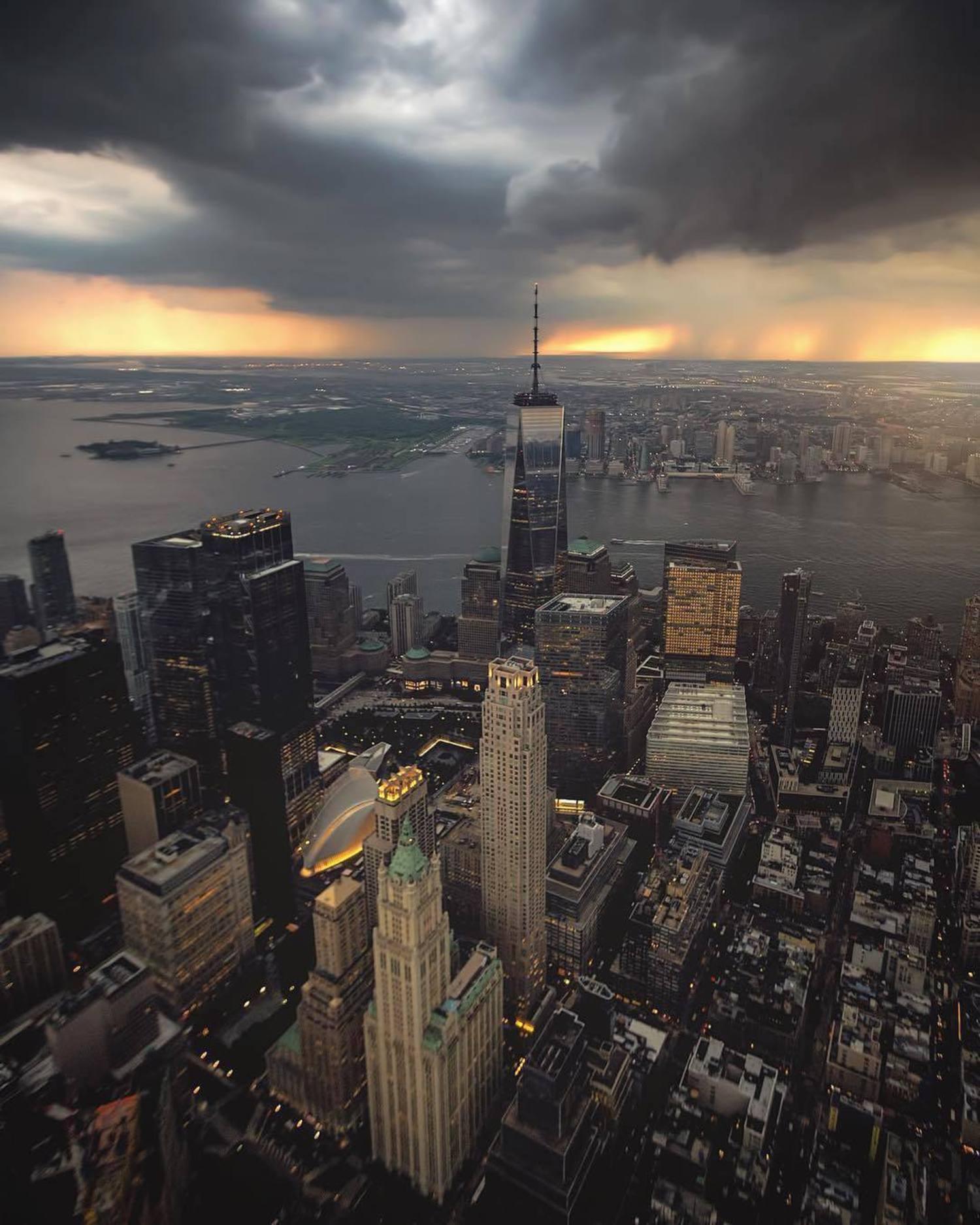 New York, New York. Photo via @beholdingeye #viewingnyc #newyork #newyorkcity #nyc