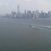 Live Feed From the Statue of Liberty's Torch Balcony