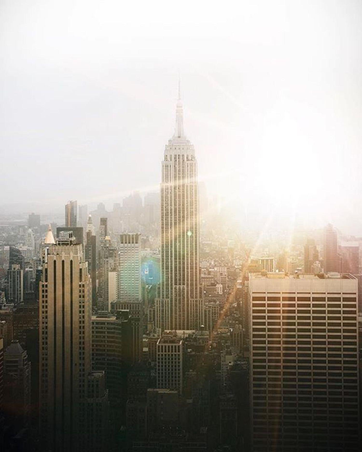 New York, New York,. Photo via @raylivez #viewingnyc