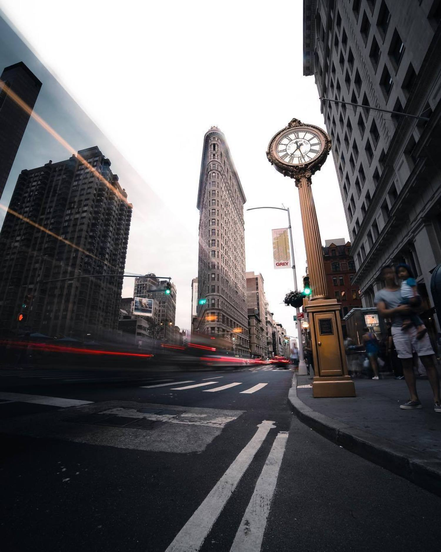 Flatiron Building, New York, New York