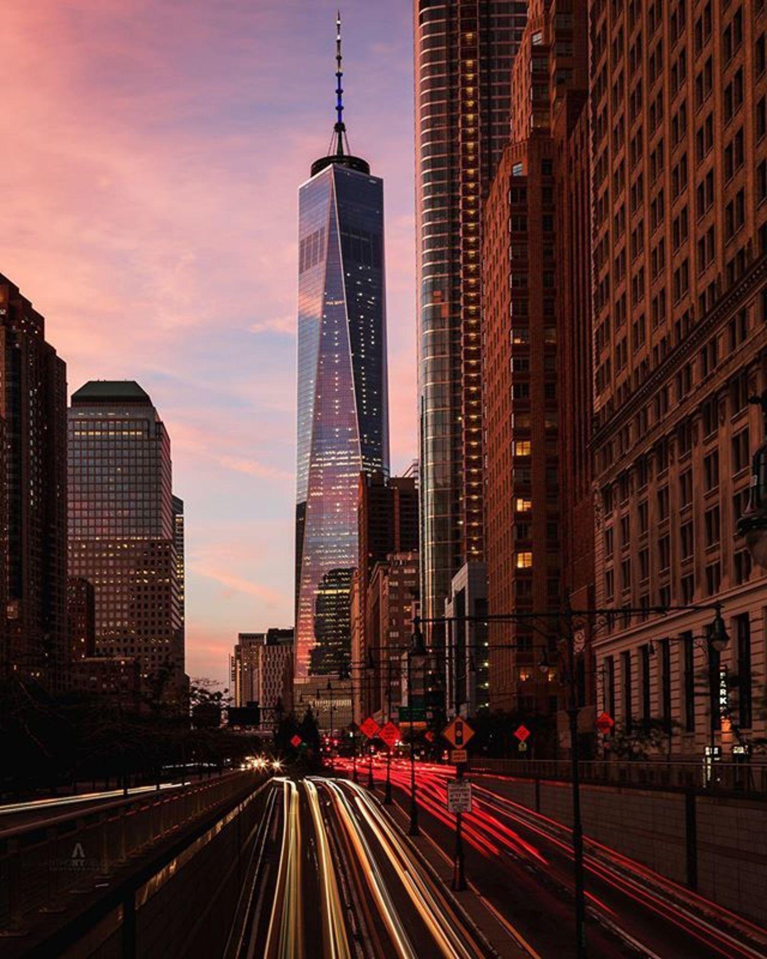 One World Trade Center, Financial District, Manhattan