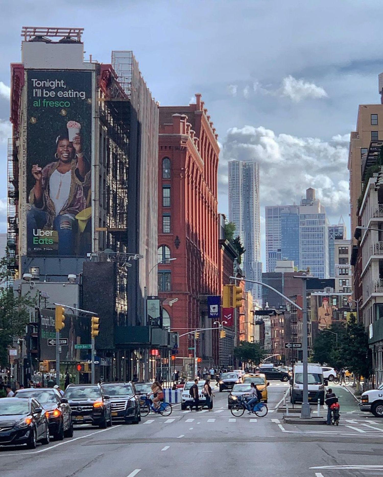 Lafayette Street, NoHo, Manhattan