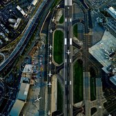 La Guardia Airport, Queens, New York