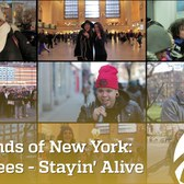Bee Gees - Stayin' Alive: (Sounds of New York)