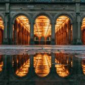 Bethesda Terrace, Central Park, Manhattan