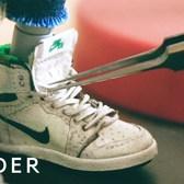 How This Artist Makes Miniature Designer Shoes