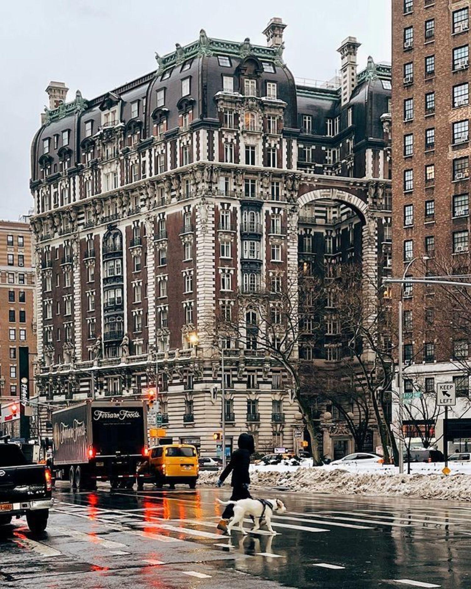 The Dorilton, Lincoln Square, Manhattan