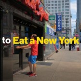 How to Eat a New York Slice
