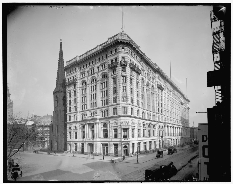 Metropolitan Life Insurance Company Building, New York City ca. 1900