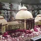 New York Botanical Garden's Holiday Train Show 2016 ☃️ | Curbed