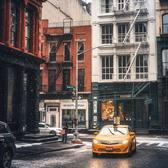 Howard Street and Crosby Street, SoHo, Manhattan