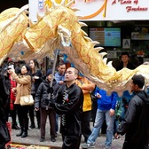 Chinese New Year, Chinatown, Manhattan