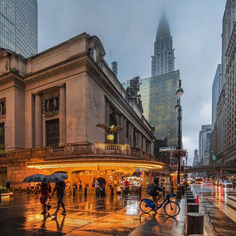 Grand Central Terminal, Midtown, Manhattan