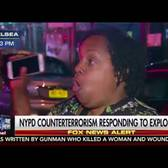 Witness describes seeing NYC explosion while ordering a burrito (9/17/2016)