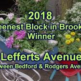 One Brooklyn-- Greenest Block in Brooklyn Winning Block
