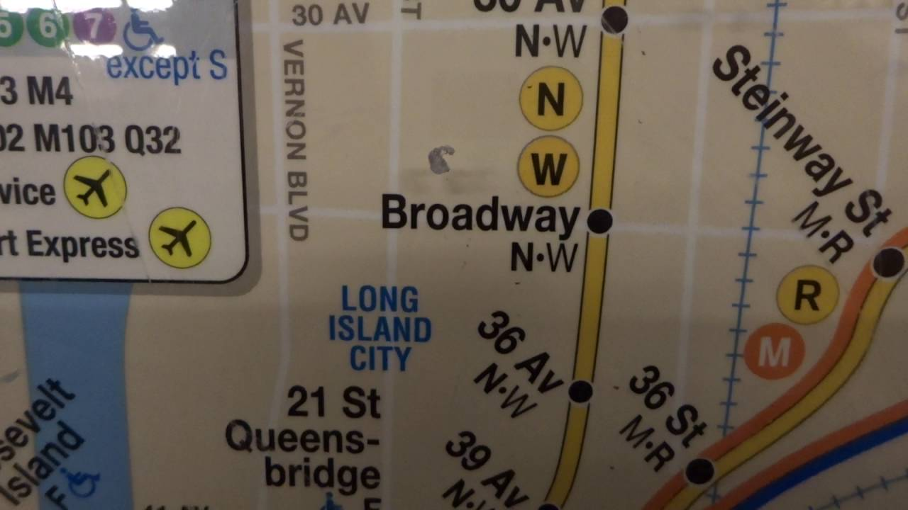 Subway Map 2016.Here S A Look At The New Nyc Subway Maps Showing The Resurrected W