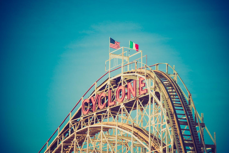 Cyclone | Coney Island New York - June 2013