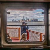 Staten Island Ferry, Manhattan Bound