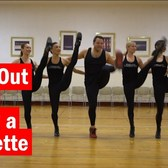 Time Out Tries: Radio City Rockettes Eye-High Kicks