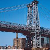 Williamsburg Bridge, Brooklyn, New York
