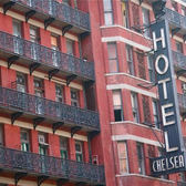 Chelsea Hotel in Manhattan