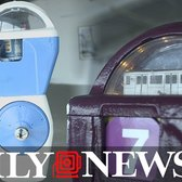 Meter Made: World Trade Center artist turns parking meters into colorful works of art