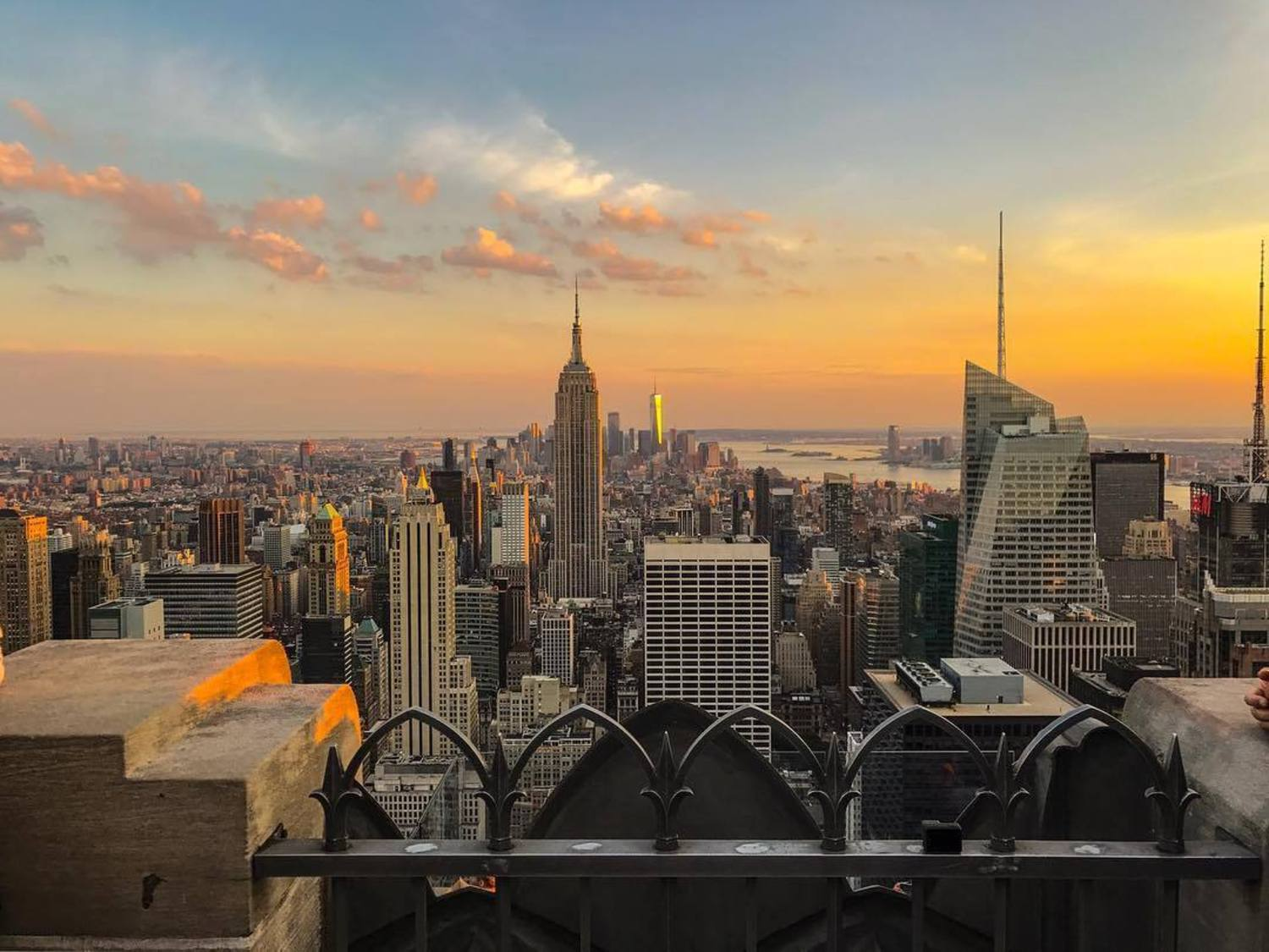 Top of the Rock, New York, New York