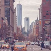 New York, New York. Photo via @fallinginlovewithnyc #viewingnyc #newyork #newyorkcity #nyc