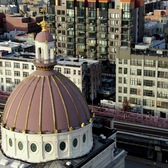 NYC 4k Aerial Video