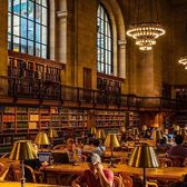 New York Public Library, New York. Photo via @kylenowinski_photos #viewingnyc #newyorkcity #newyork
