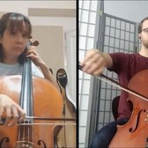 We Are NY Phil @ Home: Sumire Kudo and Nathan Vickery