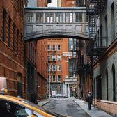 Staple Street Bridge, Tribeca, New York