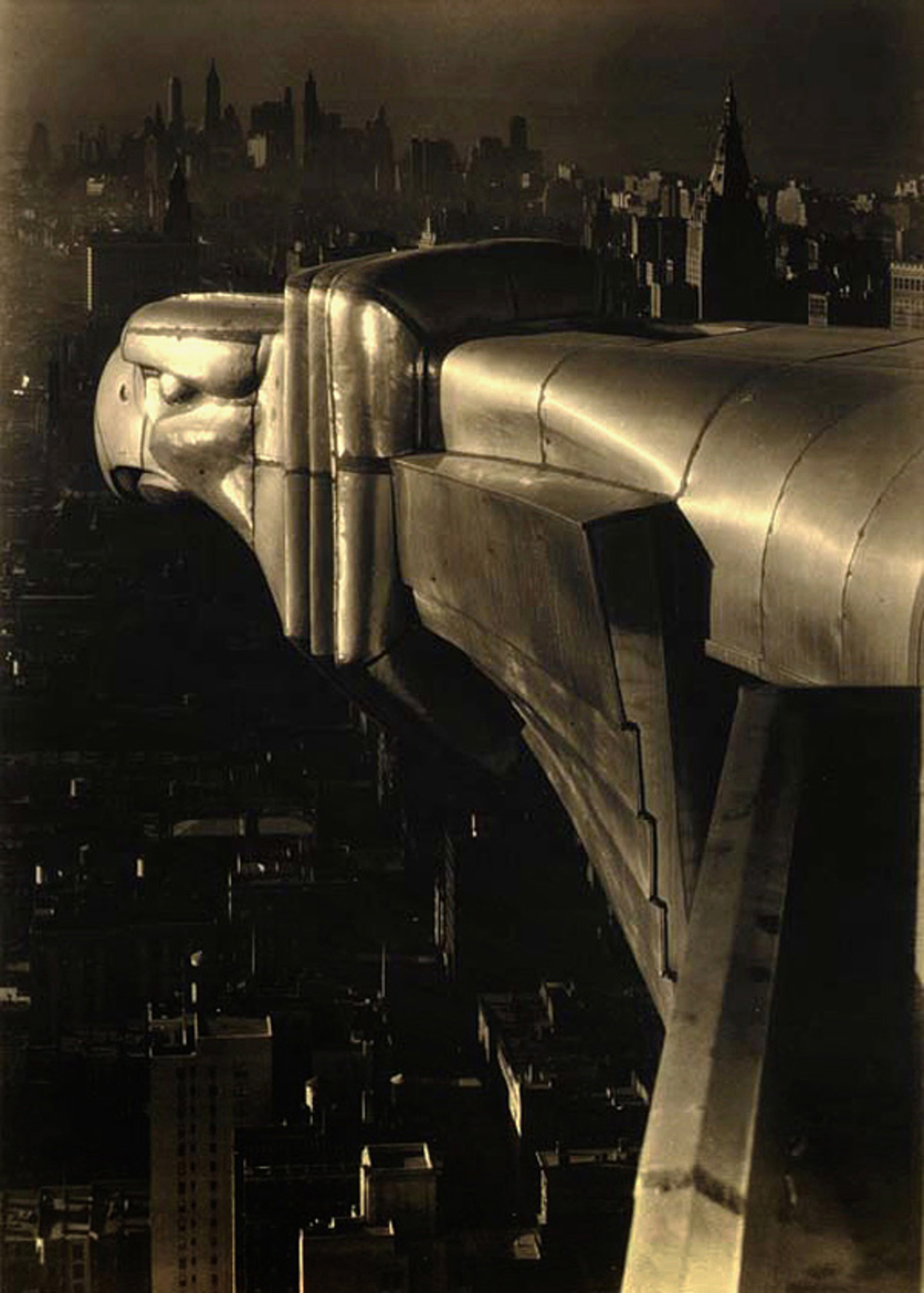 Chrysler Building, New York City, 1930 by Margaret Bourke-White.