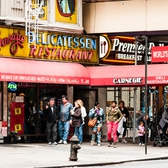 Carnegie Deli | Go forth, be blissfully destroyed by food and get talking to absolute strangers