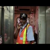 NYC's Happiest Subway Conductor Is On The 1 Train