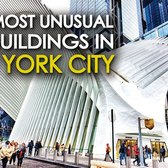 19 Most Unusual Buildings in NEW YORK CITY