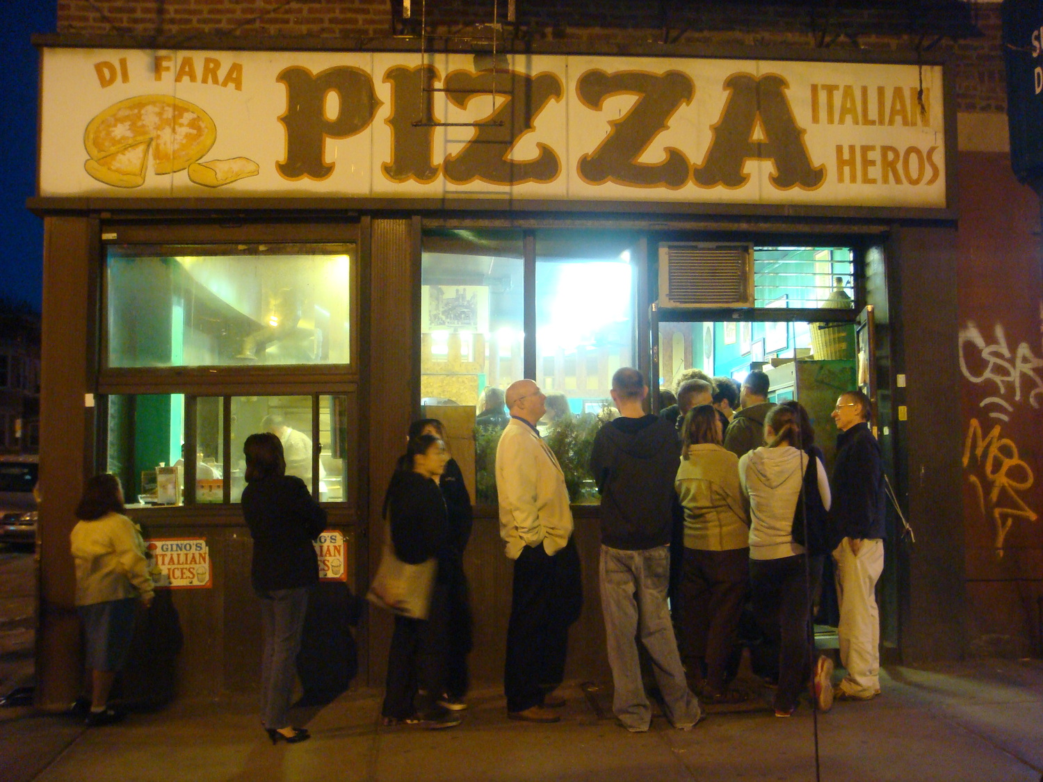 Di Fara Pizzeria | Midwood, Brooklyn