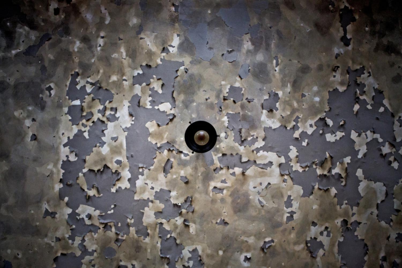 Fort Washington, the ceiling.