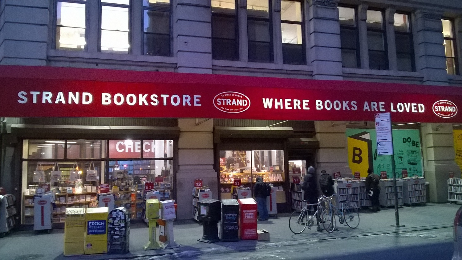 The Strand Bookstore