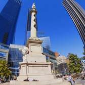 360 Hyperlapse of Columbus Circle